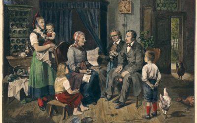 Biographie des frères Grimm